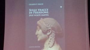Presentazione libro prof. Macrì