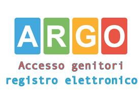 Accesso famigli ARGO